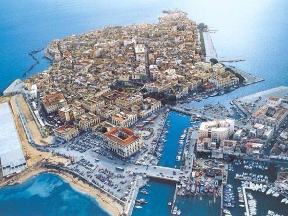 Ausflug nach Syrakus und zur Insel Ortigia - Ausflug von ...